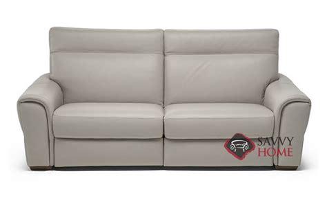 Leather Studio Sofa Topino Leather Studio Sofa By Natuzzi Is Fully Customizable By You Savvyhomestore