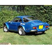 1970 Alpine A110 Berlinette 1600 S