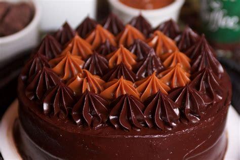Torta de Chocolate y Manjar / Chocolate and Dulce de Leche