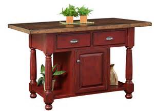 amish kitchen furniture kitchen islands amish custom furniture amish custom