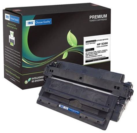 Toner Hp Laserjet 16 A hp 5200 toner cartridge black q7516a 16a yield 12k