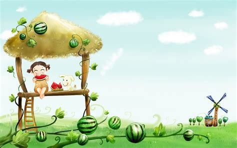 wallpaper computer cartoon wallpaper desktop cartoon cute download hd wallpapers