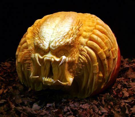 jon rawlinson productions 187 blog archive 187 predator pumpkin carving