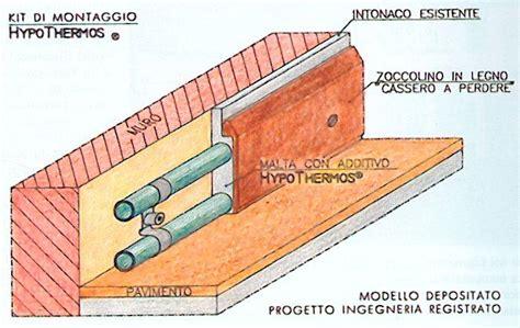 riscaldamento a pavimento schema schema riscaldamento battiscopa fare di una mosca