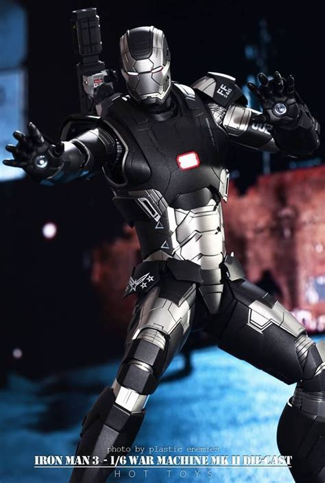 War Machine Die Cast toys war machine ii diecast figure released photos marvel news