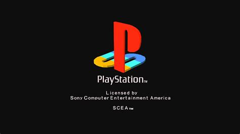 playstation light up sign playstation 1 startup 10 minutes version hd 1080p re re