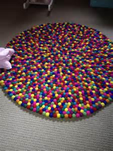 57 best images about pom pom rug on pom pom