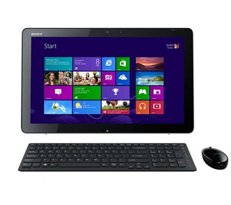 Touchscreen Acer Zi30 4905524904680 sony vaio tap svj2021v1ewi cek 20 quot touchscreen all in one pc currys pc world