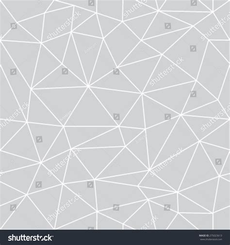 pattern low poly vector geometric low poly graphic repeat pattern stock vector
