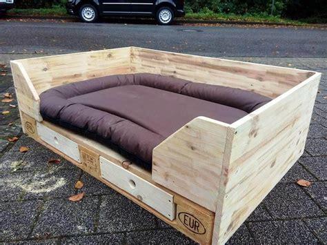 pallet dog beds diy pallet dog bed design with drawers 101 pallets