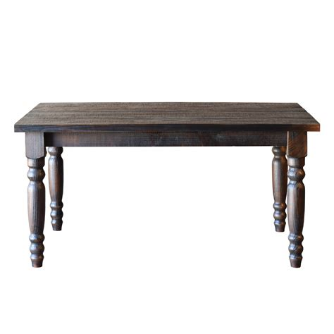 Grain Wood Furniture Valerie Dining Table Reviews Wayfair How Should A Dining Table Be