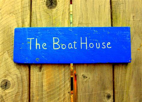 boat house sign the boat house sign photograph by christine simmons