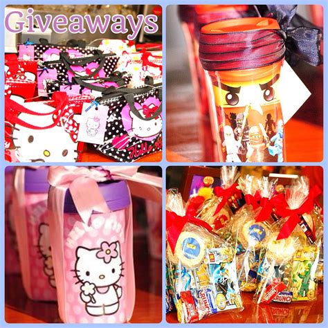 Hello Kitty Giveaways Divisoria - diy party how to plan a successful kiddie party the busy queen p