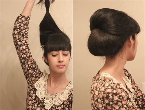 scoop haircut from 70s bob hairstyles with the bump hair bump with curls