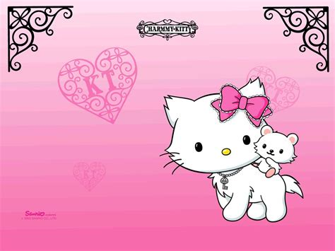 download themes hello kitty for laptop hello kitty hd wallpaper imagebank biz