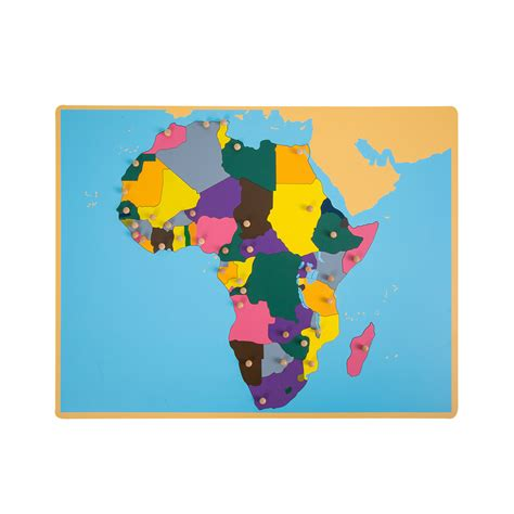africa map puzzle puzzle map of africa ge007