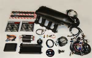 holley dominator efi system chevy ls3 – complete packa for