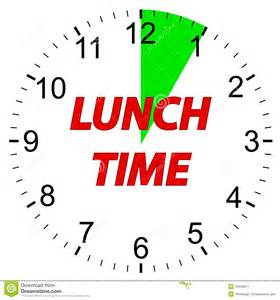 What Time Is Lunch by Lunchtime Clipart Clipart Suggest