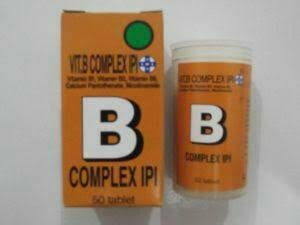 Vitamin B Komplex Ipi jual vitamin b complex ipi mejiku shop