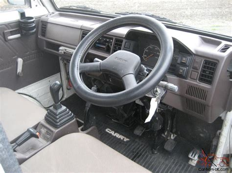 Suzuki Carry Interior Dump Bed Suzuki Carry 4x4 Japanese Mini Truck Road