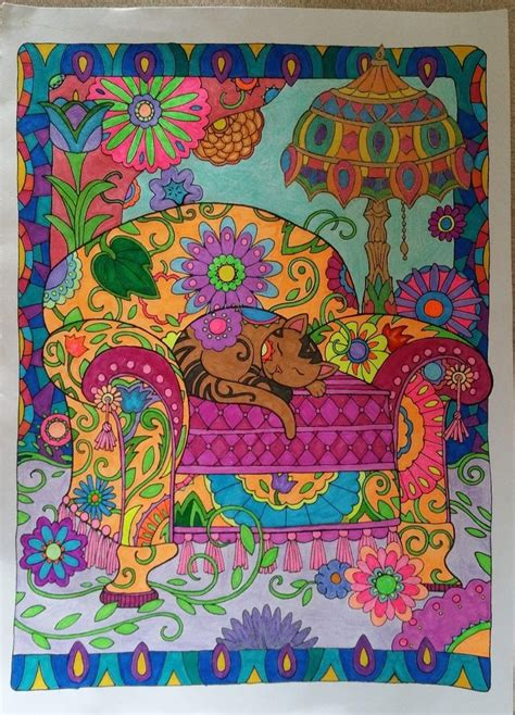 creative cats coloring book 17 best images about cat and other stuff 3 on
