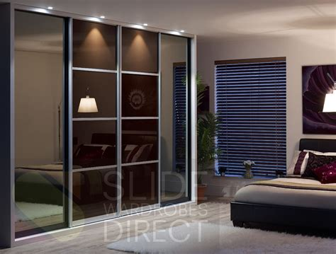 Wardrobe Closet With Sliding Doors by Wardrobe Closet Wardrobe Closet Glass Sliding Doors