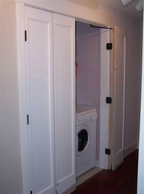 Bifold Small Ideas Small Laundry Room Closet Doors Ideas Closet Door Replacement Ideas