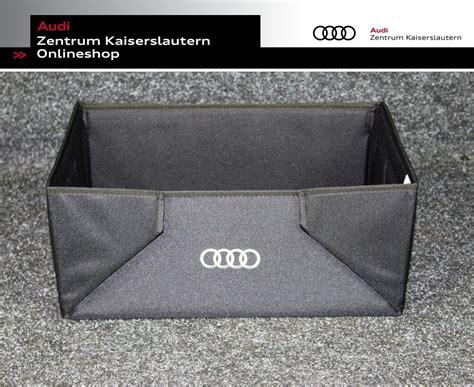 Audi Kofferraumbox by Audi Original Zubeh 246 R Kofferraumbox Faltbar Gep 228 Ckbox
