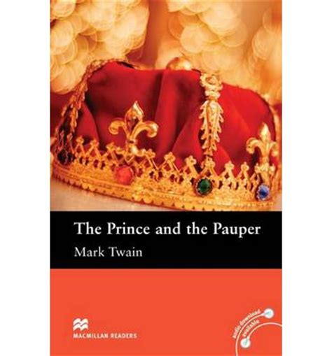 macmillan readers the prince and the pauper without cd elementary level elementary level
