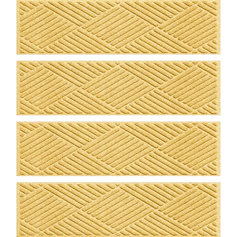 Rug Stair Treads by Carpet Stair Treads Diamonds Set Of 4 In Entryway Rugs