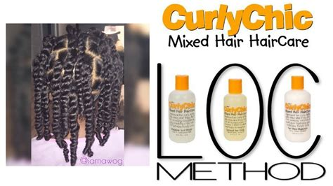 L Method by Hair Protective Style The L O C Method