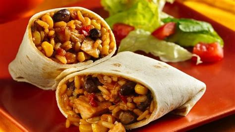 chicken burritos recipe dishmaps