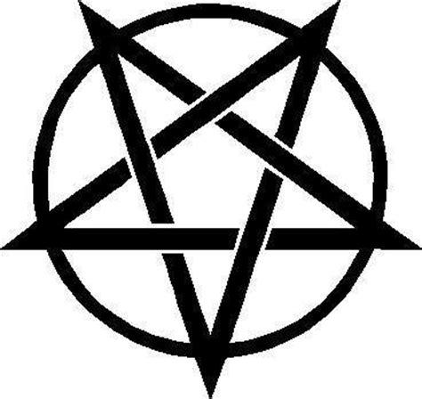 Skull Wall Stickers mix bag pentagram decal sticker 02