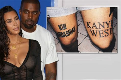 kim kardashian s tattoos gives approval to fan who has