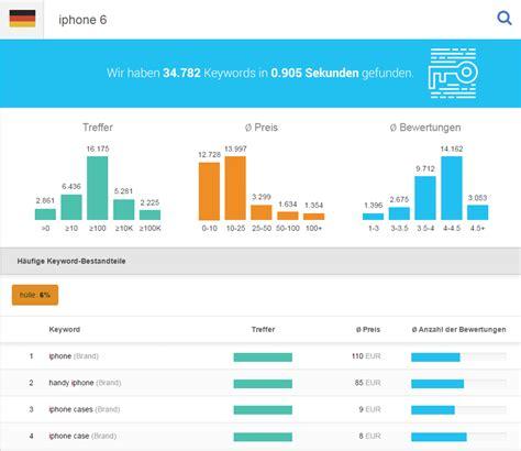 amazon keyword tool amazon seo bessere positionierung f 252 r schweizer h 228 ndler
