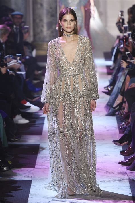 Runway Report Elie Saab Couture by Runway Report Elie Saab Ss18 Couture Palermo