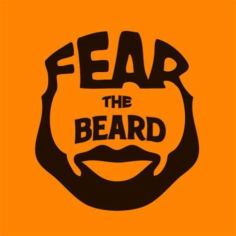 The Gallery For Gt Beard Logo | fear the beard logo