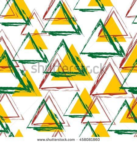 geometric pattern geography geographic pattern template stock vector 583903492