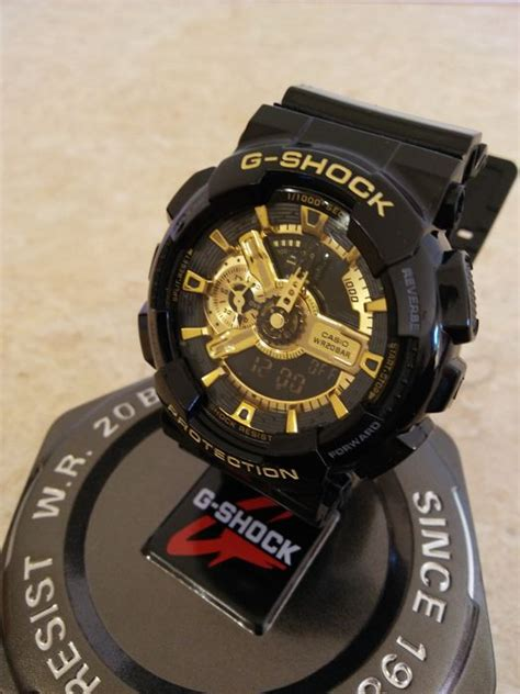 G Shock Db 2034 Black casio g shock black gold s 2017 catawiki