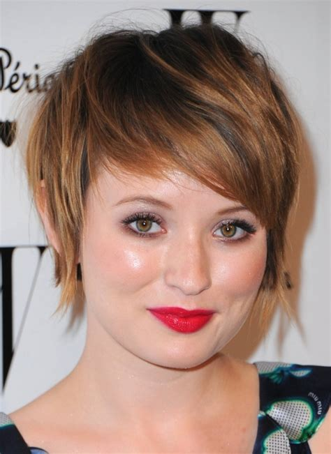 hairstyles with bangs for round faces 2013 10 short hairstyles for round faces