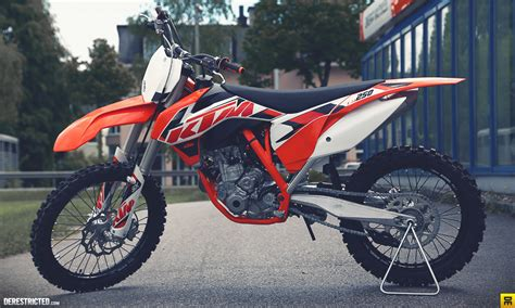Ktm 250 Sx 2015 2015 Ktm 250 Sx F Preview Pics Photo Gallery Autoevolution