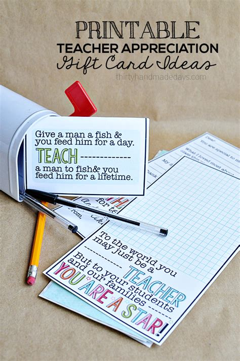 free appreciation card template printable appreciation gift card ideas thirty