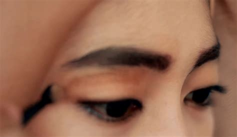 gambar tutorial eye liner gambar tutorial makeup eyeshadow saubhaya makeup