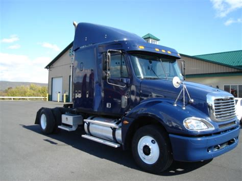 Used Truck Sleeper For Sale by Single Axle Sleeper Tractors For Sale Autos Post