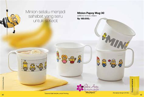 Tupperware Lunch Minion tupperware promo november 2017 katalog promo