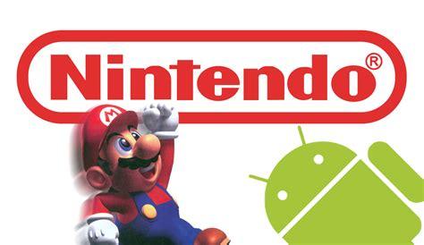 nintendo android los videojuegos para m 243 viles pr 243 xima bomba de nintendo