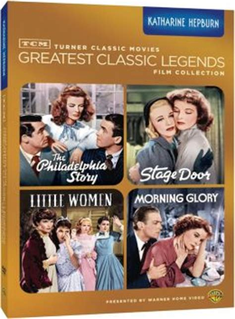 Turner Classic Movies Gift Cards - tcm greatest classic legends collection katharine hepburn by turner classic movie