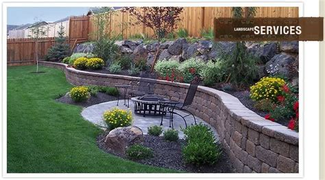 backyard wall ideas backyard landscaping along fence landscaping outdoor