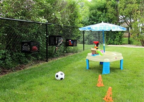 backyard toys for outdoor storage solutions the organized