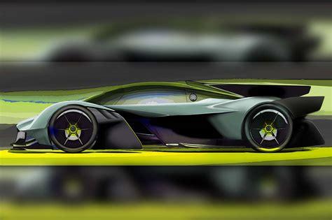 Aston Martin Valkyrie Specs by Aston Martin Valkyrie Amr Pro Track Car Revealed Autocar